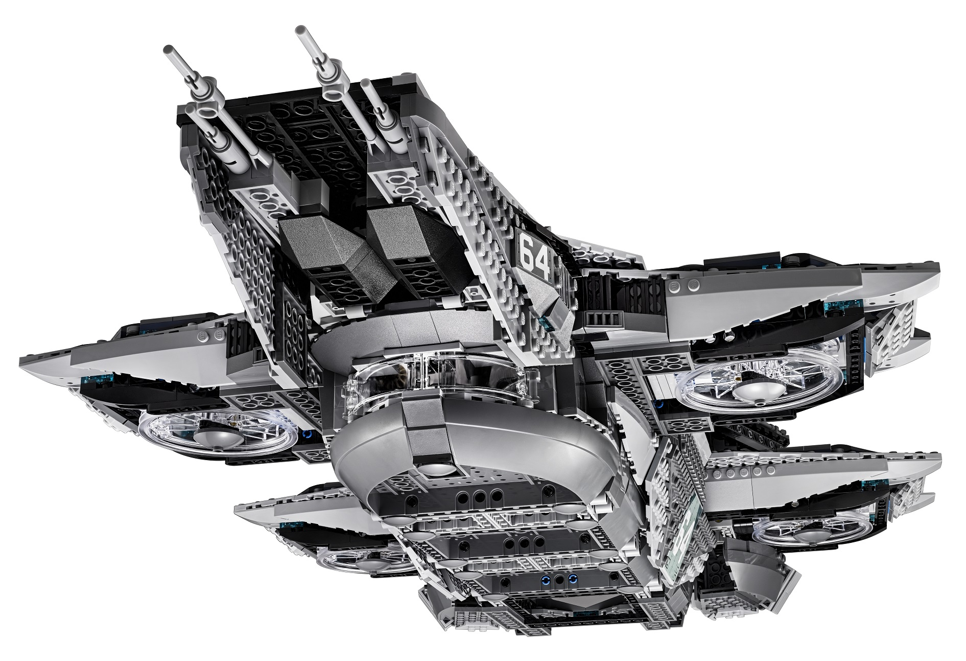 LEGO 76042 The SHIELD Helicarrier Official Press Release ...