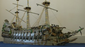 Flying Dutchman Creation Potential LEGO Ideas set