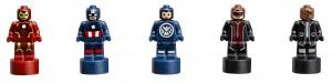 LEGO 76042 SHEILD Helicarrier Minifigures - Toysnbricks