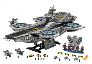 LEGO 76042 SHIELD Helicarrier Press Release