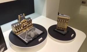 LEGO Architecture 21024 Louvre Picture (Pre)