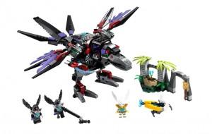 LEGO Chima Razar's CHI Raider 70012 - Toysnbricks