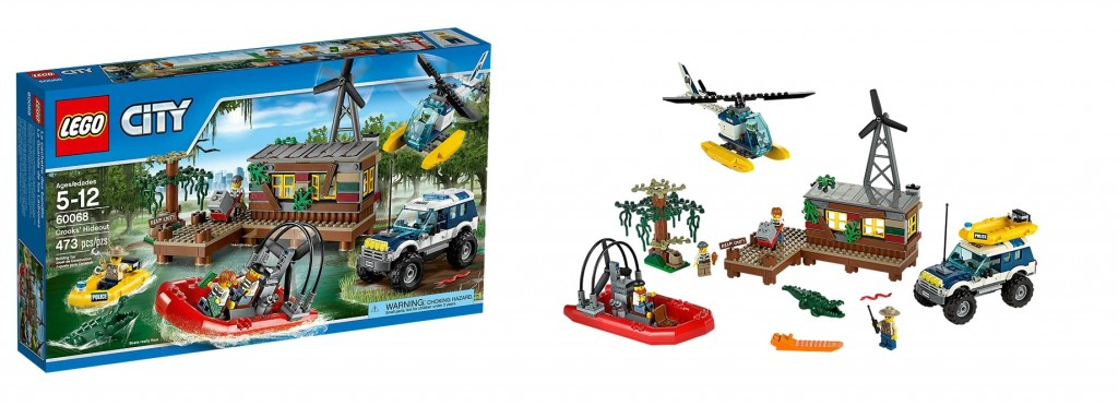 LEGO City 60068 Crooks' Hideout - Toysnbricks