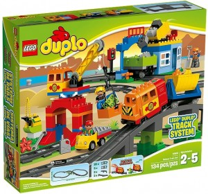 LEGO Duplo Deluxe Train Set 10508 - Toysnbricks