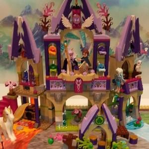 LEGO Elves 41078 Skyra's Mysterious Sky Castle (Pre)