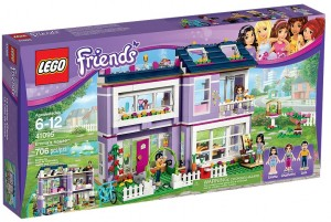 LEGO Friends 41095 Emma's House - Toysnbricks