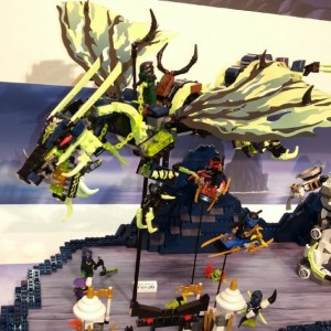 LEGO Ninjago 70736 Attack of Morro Dragon Picture 2015 German Toy Fair (Pre)