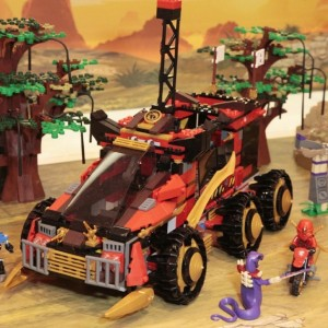 LEGO Nuremberg German Toy Fair 2015 Ninjago Summer Set Pictures