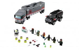 LEGO Teenage Mutant Ninja Turtles Big Rig Snow Getaway 79116 - Toysnbricks