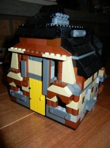 [MOC] Medieval Farm House