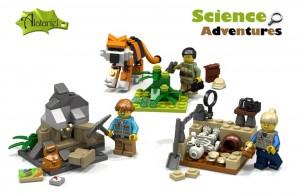 Science Adventures LEGO Ideas Creation Set alatariel