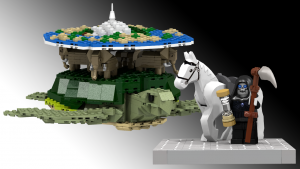 The Discworld Potential LEGO Ideas Creation Set glenbricker