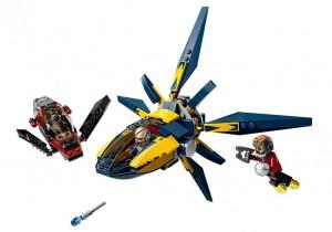 LEGO 76019 Marvel Super Heroes Starblaster Showdown - Toysnbricks