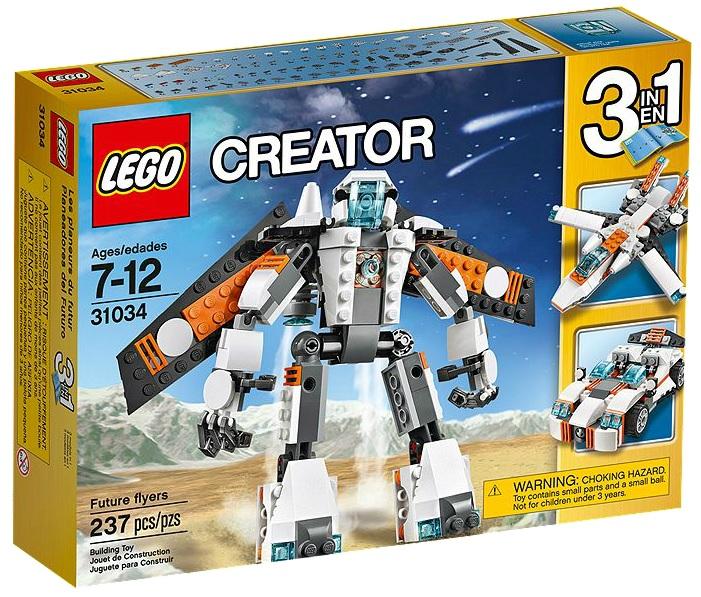 LEGO Creator 31034 Future Flyers - Toysnbricks