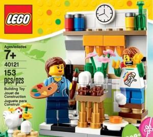 LEGO Easter 2015 Seasonal Set 40121