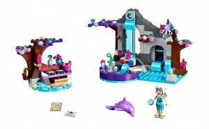 LEGO Elves 41072 Naida's Spa Secret - Toysnbricks
