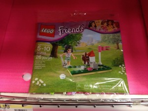 LEGO Friends 30203 Mini Golf Polybag Set