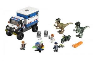 LEGO Jurassic World Raptor Rampage 75917 (Pre)
