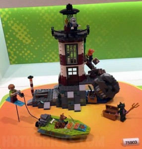 LEGO Scooby Doo 75903 Haunted Lighthouse (Pre)