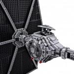 LEGO Star Wars 75095 TIE Fighter Pilot Seat (High Resolution) - Toysnbricks