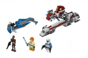 LEGO Star Wars BARC Speeder with Sidecar 75012 - Toysnbricks