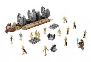 LEGO Star Wars Battle Droid Troop Carrier 75086 - Toysnbricks