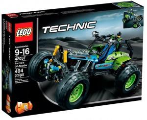 LEGO Technic Formula Off-Roader 42037 - Toysnbricks