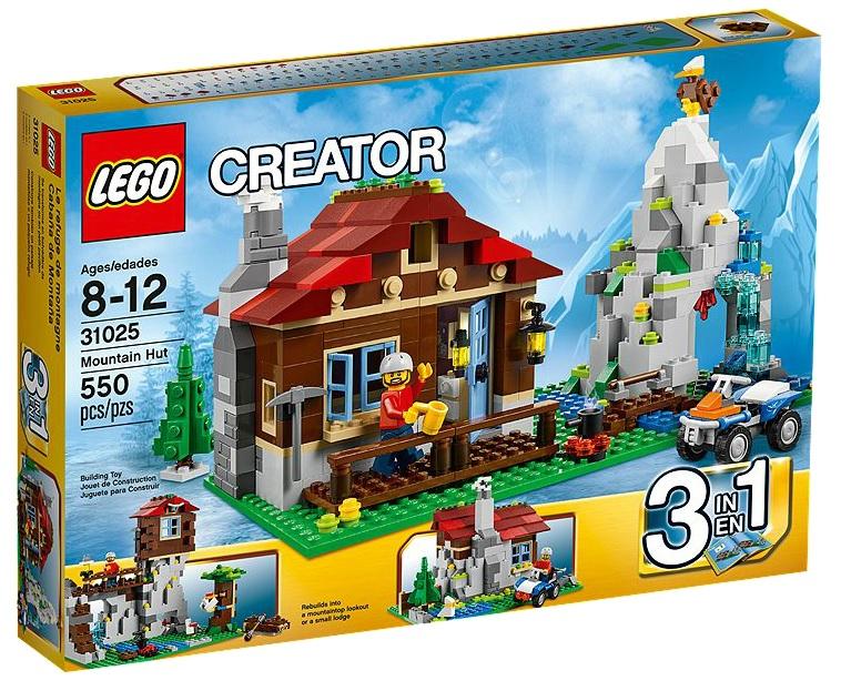 LEGO 31025 Creator Mountain Hut - Toysnbricks