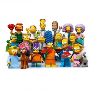 LEGO 71009 Simpsons Series 2 Minifigures (Pre) 2015