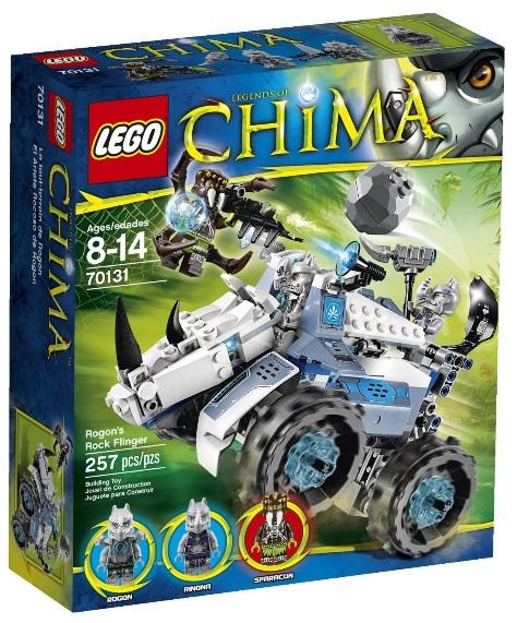LEGO Chima Rogon's Rock Flinger 70131 - Toysnbricks