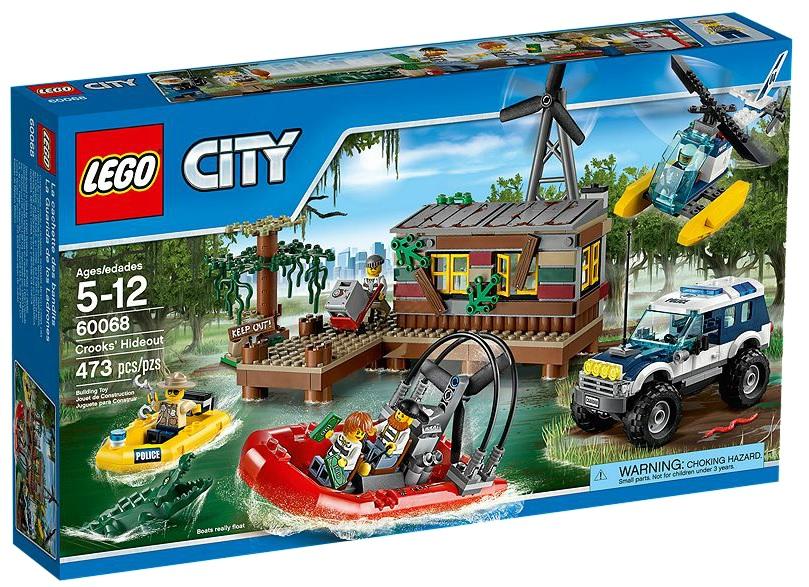 LEGO City Crooks' Hideout 60068 - Toysnbricks