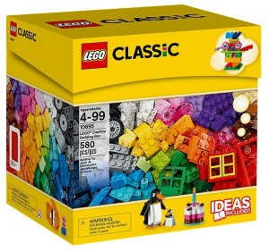LEGO Classic 10695 Creative Building Box - Toysnbricks