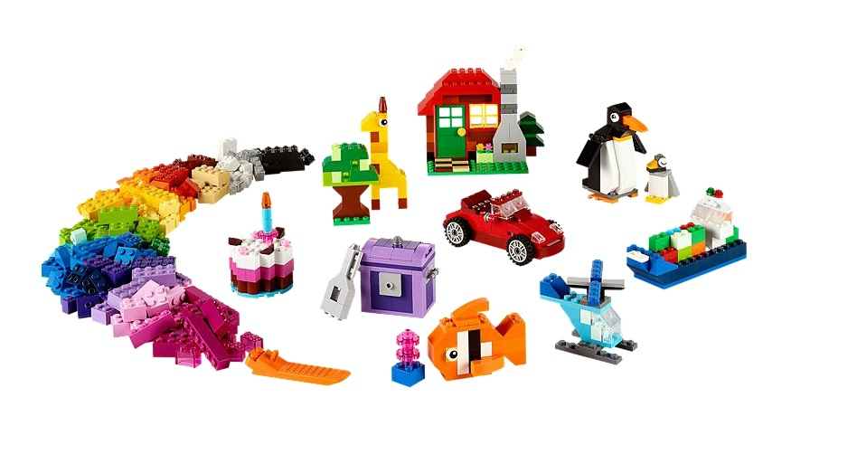 LEGO Classic Creative Building Box 10695 - Toysnbricks