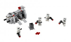 LEGO Star Wars 75078 Imperial Troop Transport - Toysnbricks
