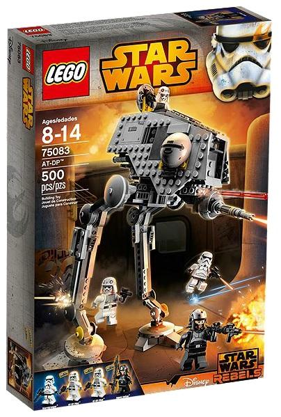 LEGO Star Wars AT-DP 75083 - Toysnbricks