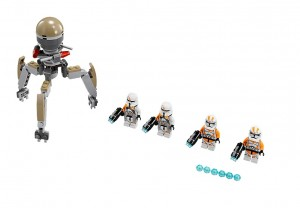 LEGO Star Wars Utapau Troopers 75036 - Toysnbricks