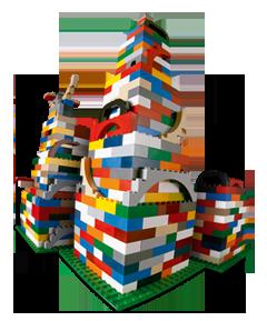March 2015 LEGO Creation Nation Danbury USA Building Event