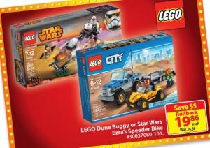 Walmart Canada LEGO Sale March 2015