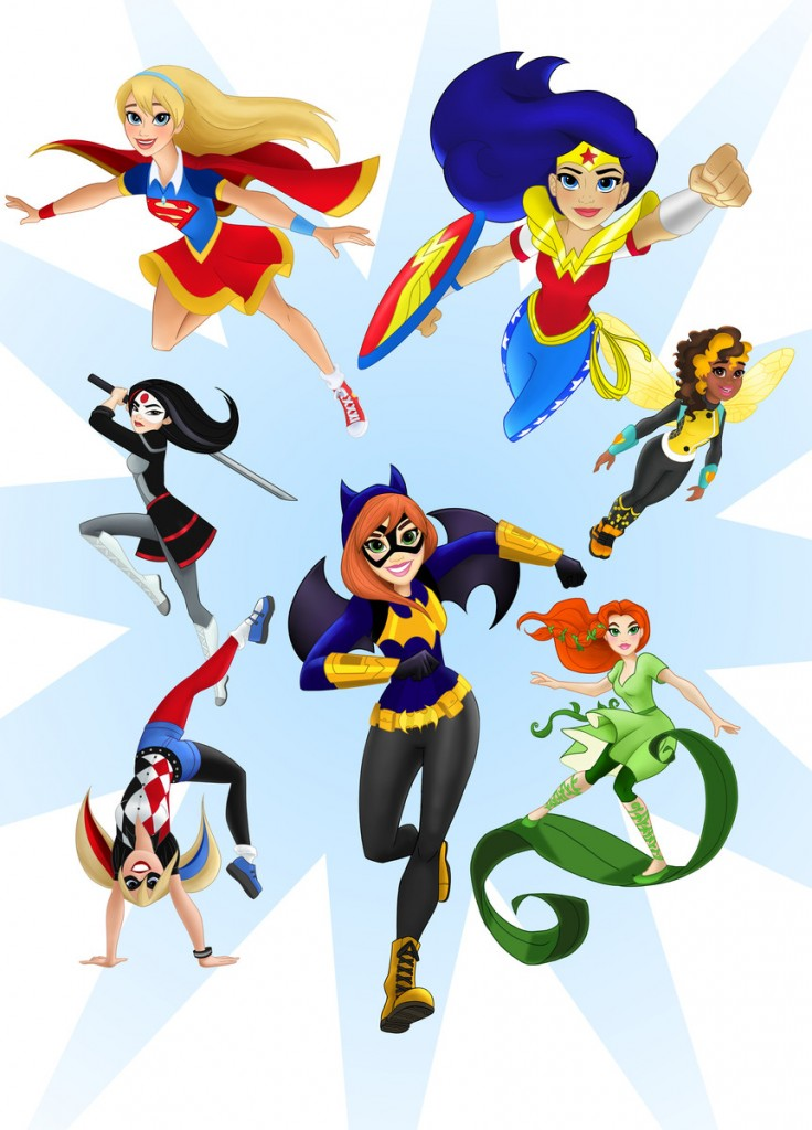 DC Super Hero Girls Universe LEGO Sets Available Fall 2015