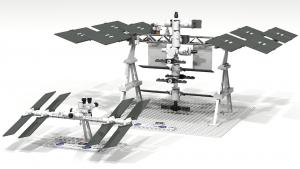 International Space Station Potential LEGO Ideas Set April 2015