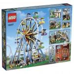 LEGO 10247 Ferris Wheel Creator Set Box Back - Toysnbricks