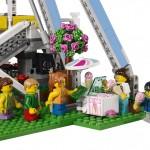 LEGO 10247 Ferris Wheel Function Ice Cream - Toysnbricks