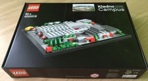 LEGO 4000018 Production Kladno Campus 2015 Employee Gift Set