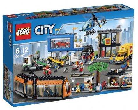 LEGO City 60097 City Square (Pre) - Toysnbricks