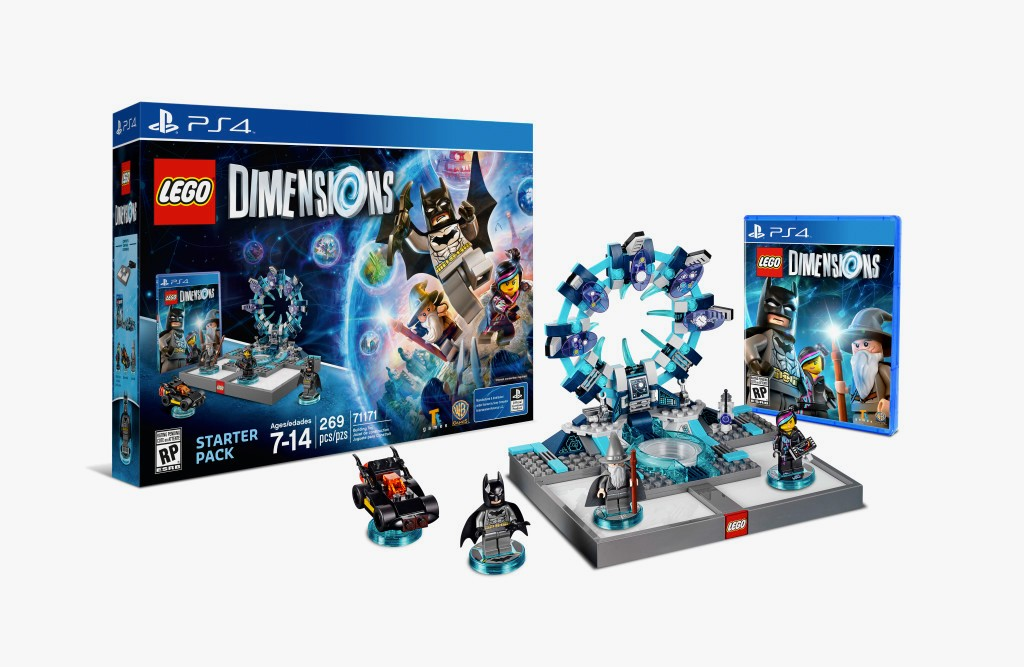 LEGO Dimensions 71171 Video Game Toy - September 2015