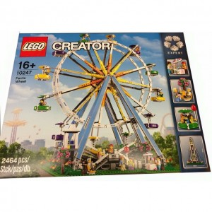 LEGO Ferris Wheel 10247 (pre) Creator Box