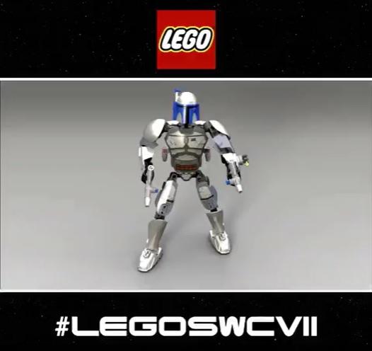 commander cody lego