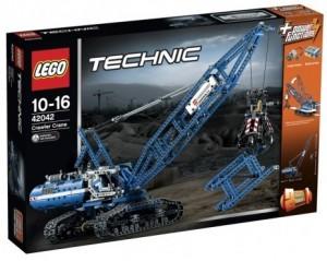 LEGO Technic 42042 Crawler Crane (Pre) - Toysnbricks
