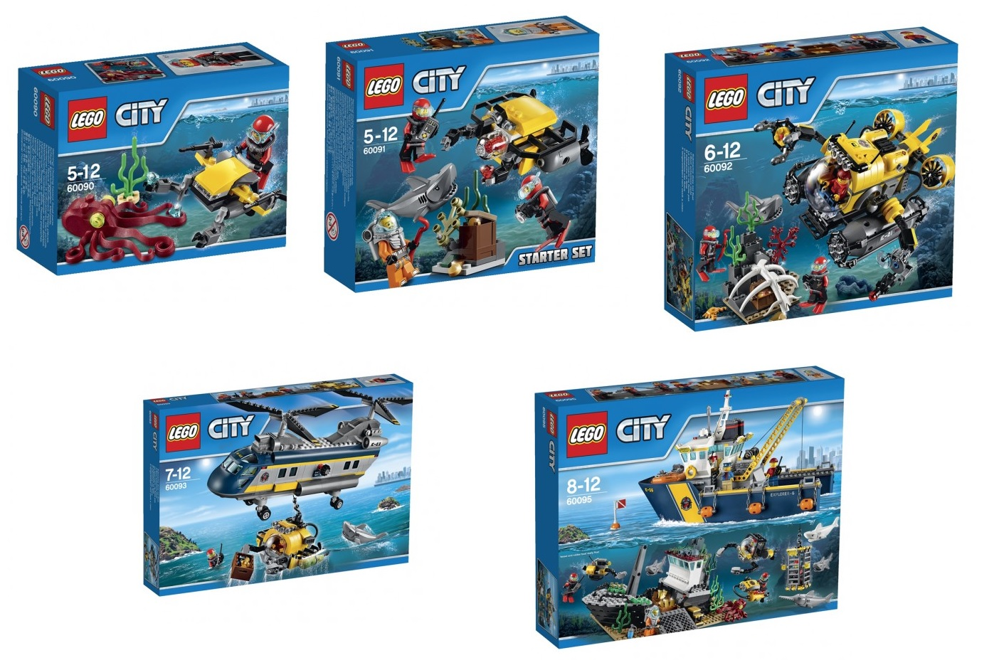 LEGO City 60097 Town Square