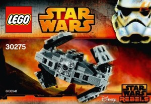 30275 LEGO Star Wars Rebels Tie Advanced Prototype Polybag Set - Toysnbricks